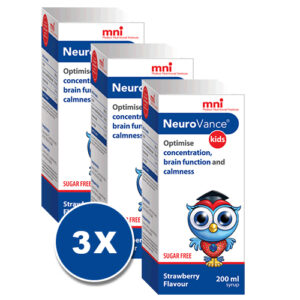 MNI - NeuroVance Syrup (Value pack)