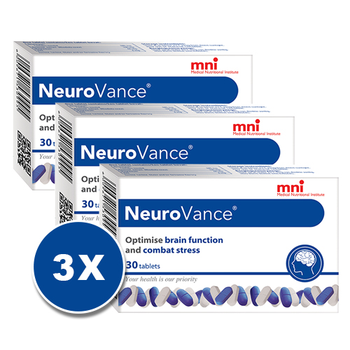 MNI - NeuroVance Tabs (Value pack)