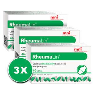 MNI - RheumaLin 40 Tabs (Value pack)