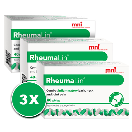 MNI - RheumaLin 40 Tabs (Value pack)