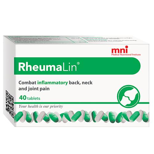 MNI - RheumaLin 40's Tabs (Single)
