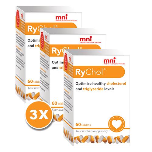MNI - RyChol Tabs (Value pack)