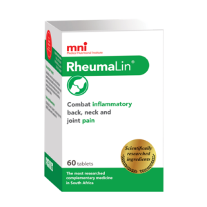 RheumaLin combats inflammatory back, neck and joint pain