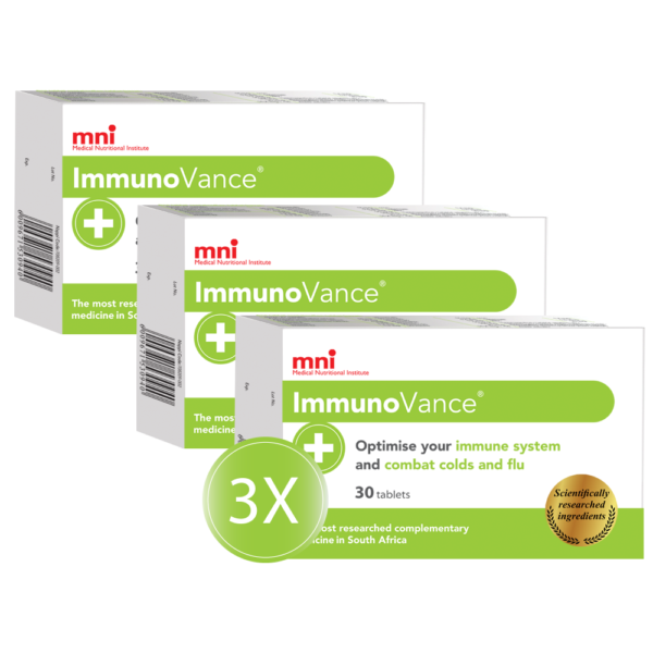 Boost your immune system and help defend against viruses and bacteria with ImmunoVance